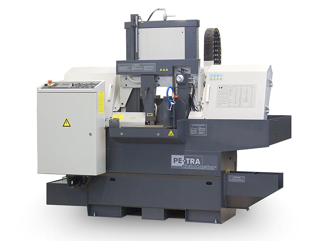 DC260A Pro Series is fully automatic, high performance Band Saw Machine in Basic configuration for cutting materials of dimensions up to 260 x 260 mm. The machine is designed, built and optimal use of bi-metal blades throughout its full cutting range.